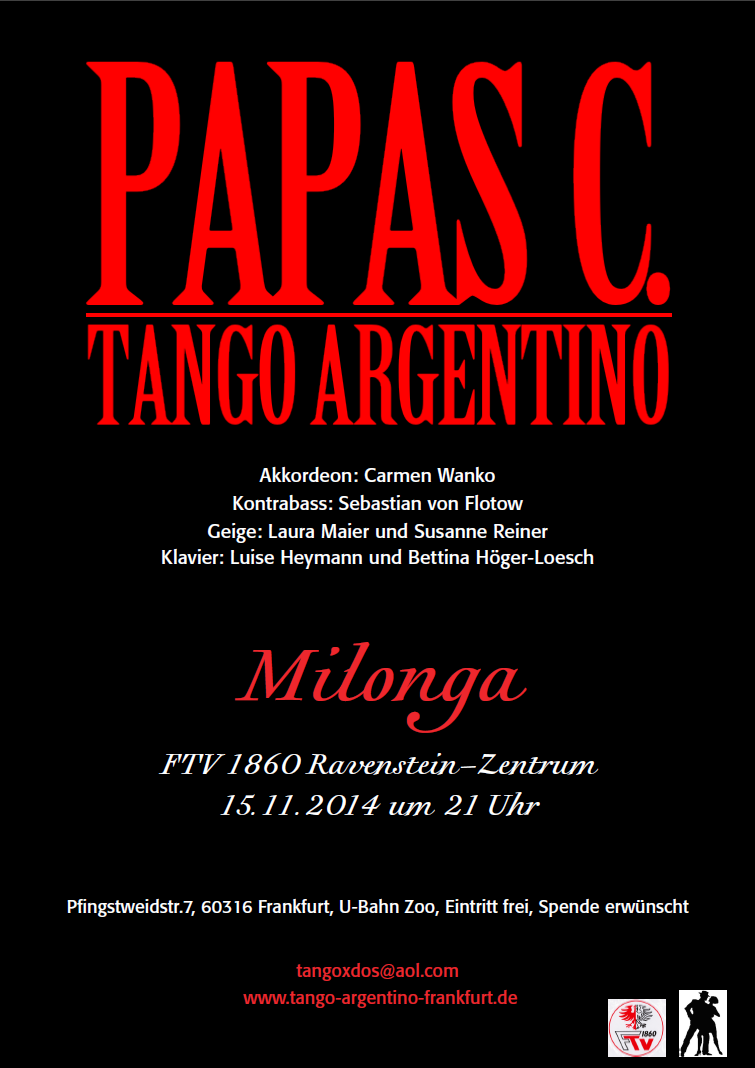 Papas C. Flyer